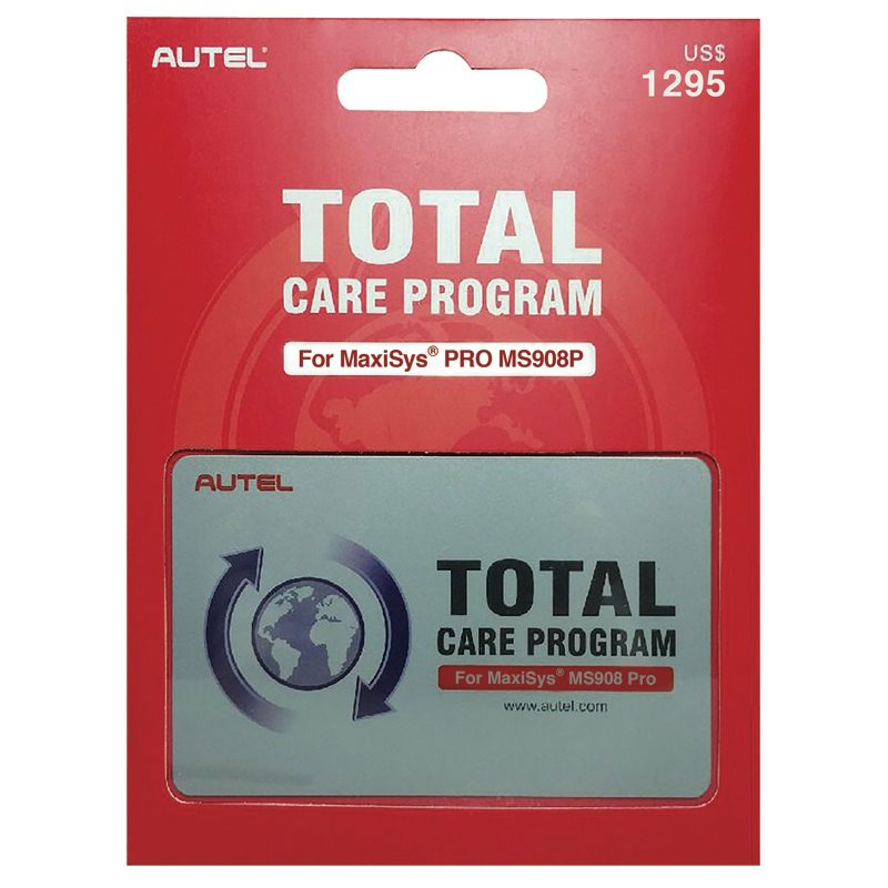 Total Care Package for MS908P