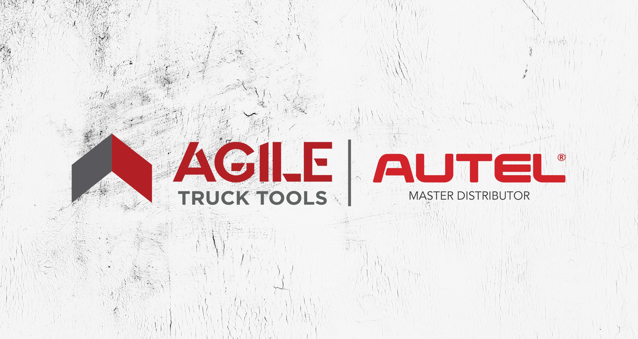 agile truck tools and autel logos
