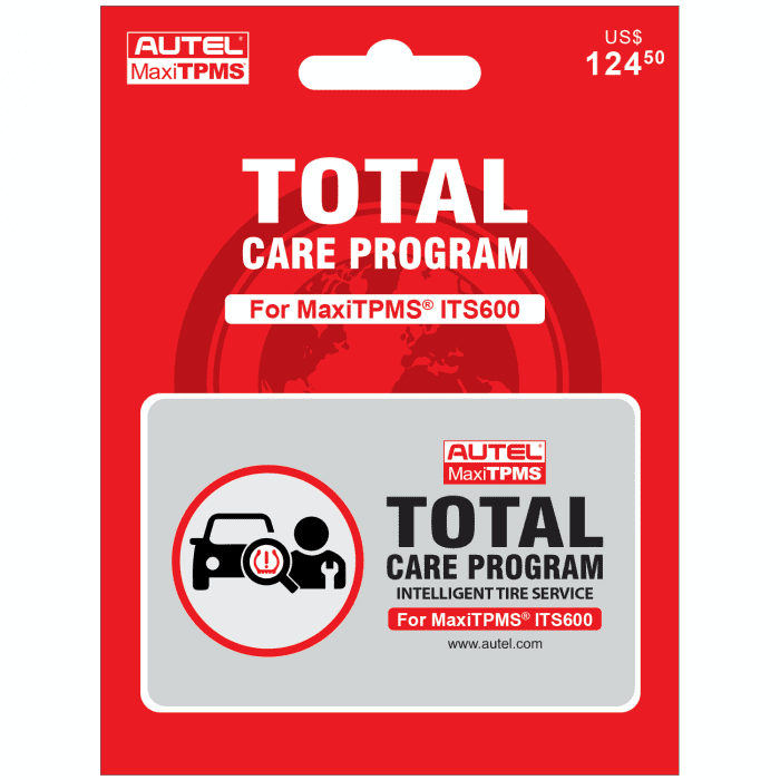 ITS Update Total Care Program (TCP)
