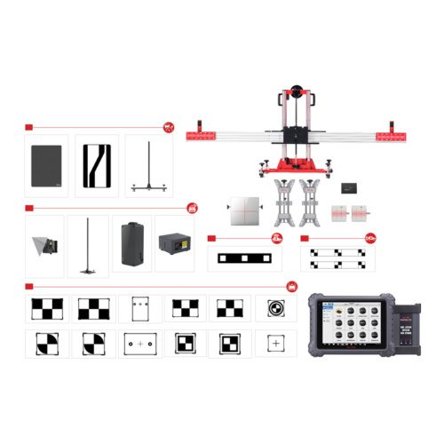 CV ADAS All Systems Tablet Package